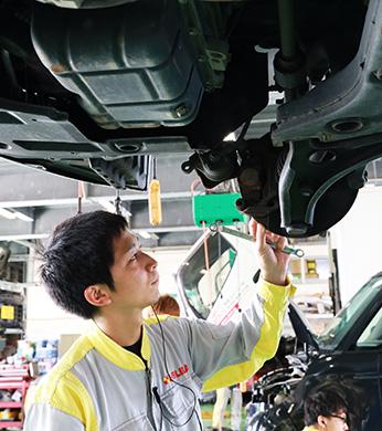 沖縄の一般整備・修理なら次郎工業へ